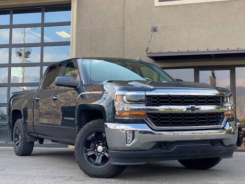 2018 Chevrolet Silverado 1500 for sale at Unlimited Auto Sales in Salt Lake City UT
