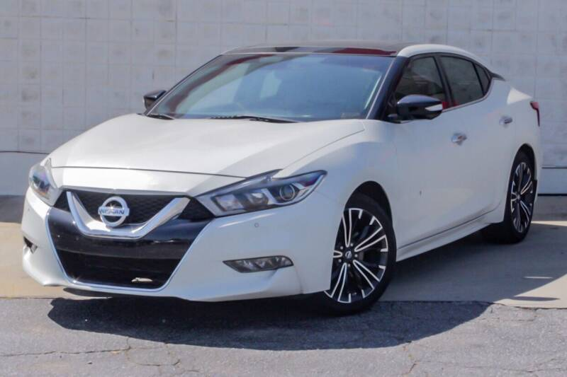 2016 Nissan Maxima for sale at Cannon Auto Sales in Newberry SC