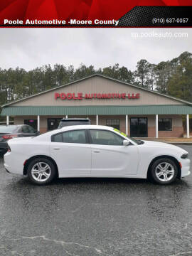 2020 Dodge Charger for sale at Poole Automotive -Moore County in Aberdeen NC