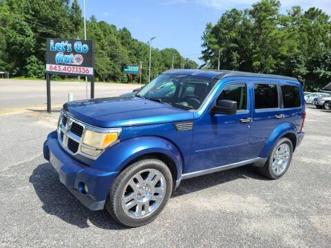2009 Dodge Nitro for sale at Let's Go Auto in Florence SC