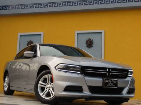 2015 Dodge Charger for sale at Paradise Motor Sports LLC in Lexington KY