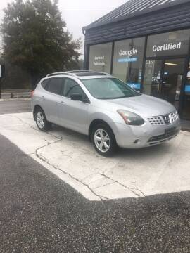 2009 Nissan Rogue for sale at Georgia Certified Motors in Stockbridge GA