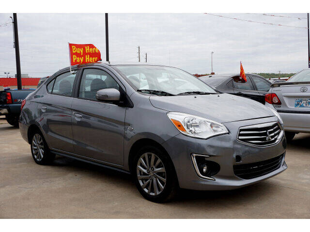 2019 Mitsubishi Mirage G4 for sale at Sand Springs Auto Source in Sand Springs OK