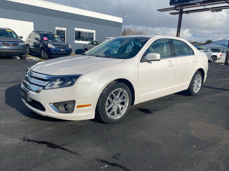 2011 Ford Fusion for sale at Eagle Auto LLC in Green Bay WI