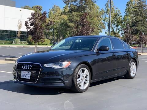 2012 Audi A6 for sale at Silmi Auto Sales in Newark CA