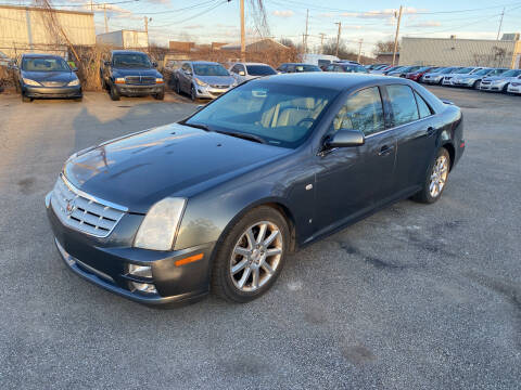 2007 Cadillac STS for sale at Mr. Auto in Hamilton OH