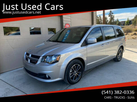2019 Dodge Grand Caravan for sale at Just Used Cars in Bend OR