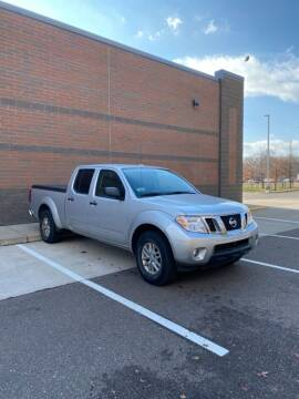 2014 Nissan Frontier for sale at KI Auto Body and Sales in Lino Lakes MN