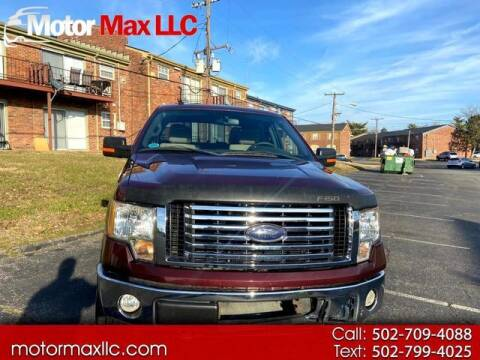 2010 Ford F-150 for sale at Motor Max Llc in Louisville KY