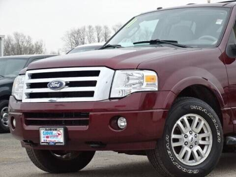 2011 Ford Expedition EL for sale at Cj king of car loans/JJ's Best Auto Sales in Troy MI