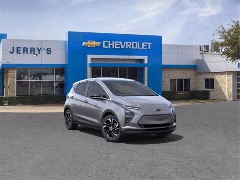 2022 Chevrolet Bolt EV for sale at Jerry's Buick GMC in Weatherford TX