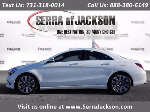 2018 Mercedes-Benz CLA for sale at Serra Of Jackson in Jackson TN