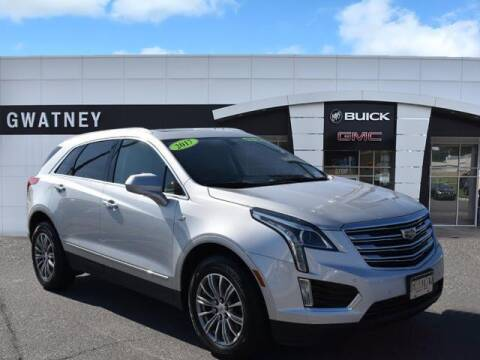 2017 Cadillac XT5 for sale at DeAndre Sells Cars in North Little Rock AR