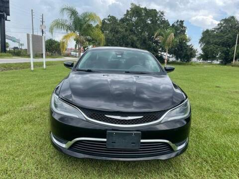 2016 Chrysler 200 for sale at AM Auto Sales in Orlando FL