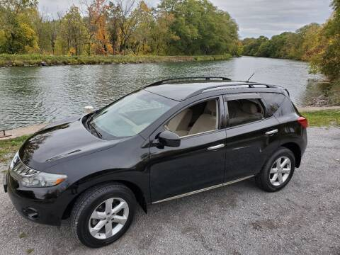 2009 Nissan Murano for sale at Auto Link Inc in Spencerport NY