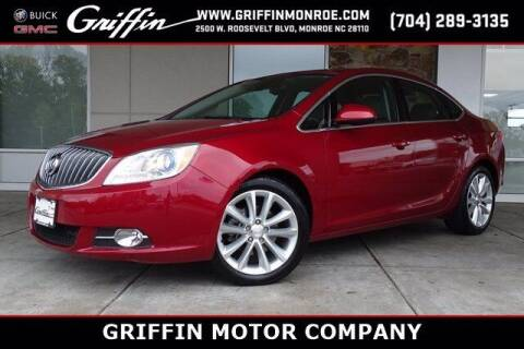 2015 Buick Verano for sale at Griffin Buick GMC in Monroe NC