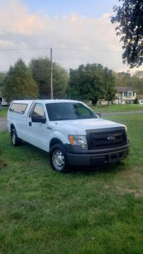 2014 Ford F-150 for sale at Alpine Auto Sales in Carlisle PA