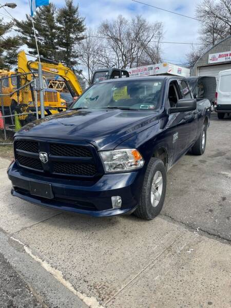 2019 RAM Ram Pickup 1500 Classic for sale at Drive Deleon in Yonkers NY