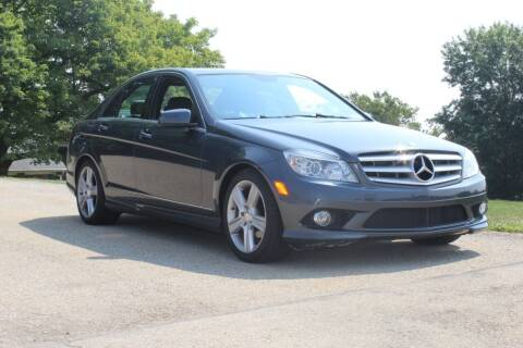 2010 Mercedes-Benz C-Class for sale at Harrison Auto Sales in Irwin PA