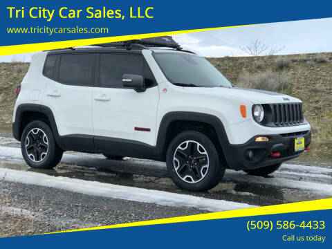 2017 Jeep Renegade for sale at Tri City Car Sales, LLC in Kennewick WA