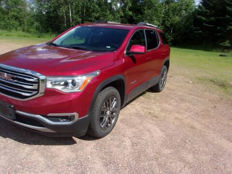 2019 GMC Acadia for sale at Warga Auto and Truck Center in Phillips WI
