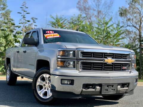 2014 Chevrolet Silverado 1500 for sale at Bmore Motors in Baltimore MD
