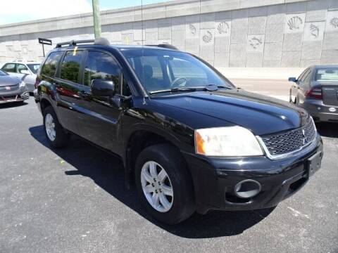 2011 Mitsubishi Endeavor for sale at DONNY MILLS AUTO SALES in Largo FL
