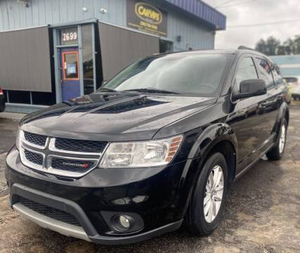 2015 Dodge Journey for sale at CAR VIPS ORLANDO LLC in Orlando FL