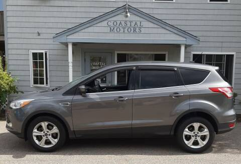 2014 Ford Escape for sale at Coastal Motors in Buzzards Bay MA