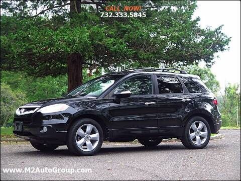 2009 Acura RDX for sale at M2 Auto Group Llc. EAST BRUNSWICK in East Brunswick NJ