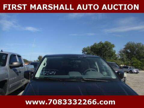 2010 Dodge Grand Caravan for sale at First Marshall Auto Auction in Harvey IL