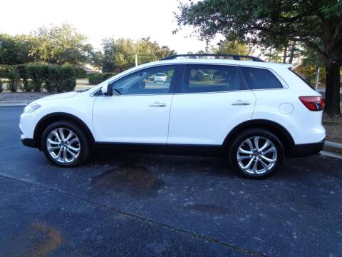 2013 Mazda CX-9 for sale at BALKCUM AUTO INC in Wilmington NC