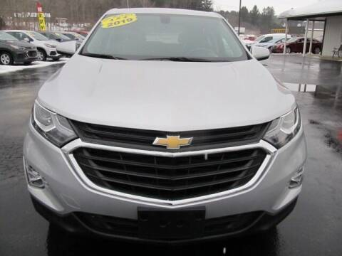 2019 Chevrolet Equinox for sale at Thompson Motors LLC in Attica NY