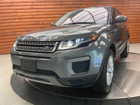 2016 Land Rover Range Rover Evoque for sale at Dixie Motors in Fairfield OH