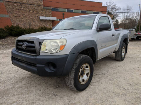 2007 Toyota Tacoma for sale at DILLON LAKE MOTORS LLC in Zanesville OH