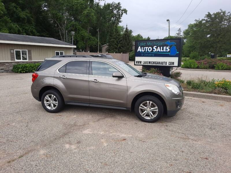 2012 Chevrolet Equinox for sale at Lake Michigan Auto Sales & Detailing in Allendale MI