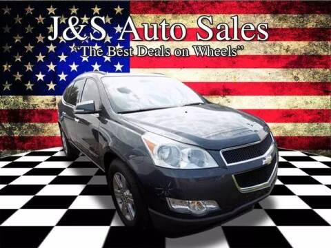 2009 Chevrolet Traverse for sale at J & S Auto Sales in Clarksville TN