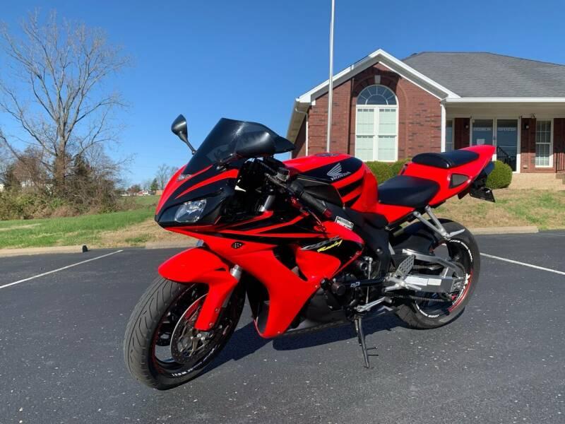 2006 Honda CBR for sale at HillView Motors in Shepherdsville KY