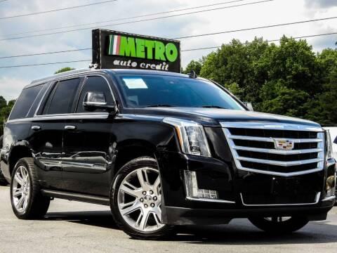 2015 Cadillac Escalade for sale at Used Imports Auto - Metro Auto Credit in Smyrna GA