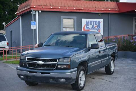 2006 Chevrolet Silverado 1500 for sale at Motor Car Concepts II - Kirkman Location in Orlando FL