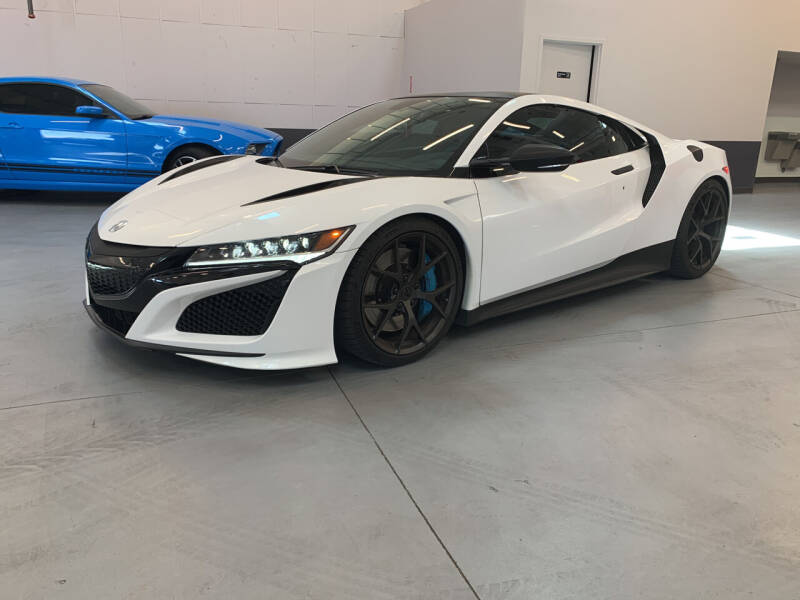2017 Acura NSX for sale at Auto Expo in Las Vegas NV