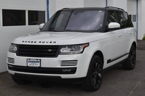 2016 Land Rover Range Rover for sale at IdealCarsUSA.com in East Windsor NJ