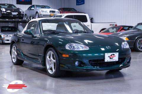2003 Mazda MX-5 Miata for sale at Cantech Automotive in North Syracuse NY