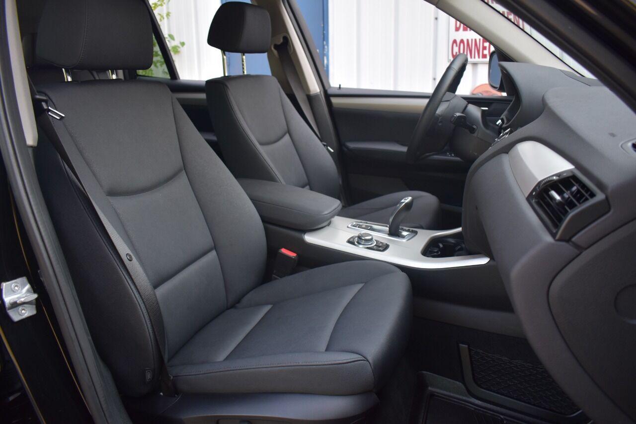 2014 BMW X3 xDrive28i AWD 4dr SUV full