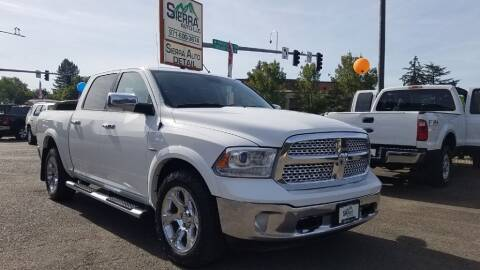 2014 RAM Ram Pickup 1500 for sale at SIERRA AUTO LLC in Salem OR
