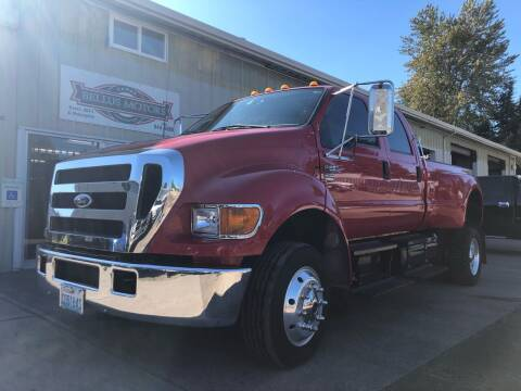 2004 Ford F-650 Super Duty for sale at Bellus Motors LLC in Camas WA