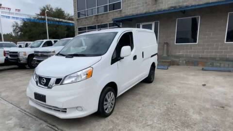 2019 Nissan NV200 for sale at Lone Star Auto Center in Spring TX