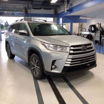2018 Toyota Highlander for sale at Simply Better Auto in Troy NY