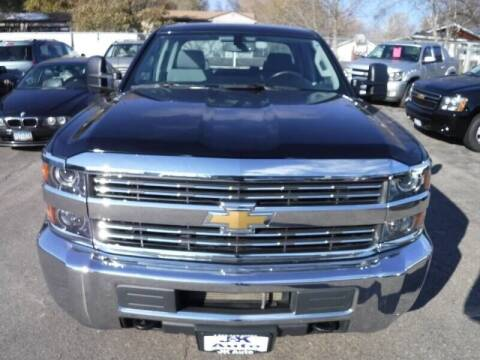 2015 Chevrolet Silverado 2500HD for sale at J & K Auto - J and K in Saint Bonifacius MN