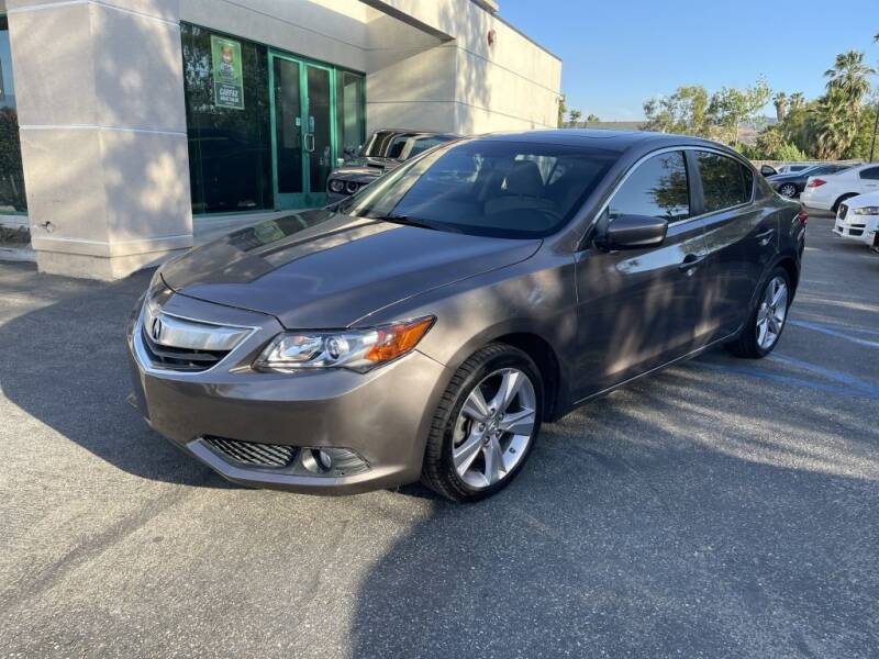 2014 Acura ILX for sale at AutoHaus in Colton CA
